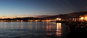 Vue du Pier - Santa Barbara