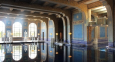 Piscine - Hearst Castle