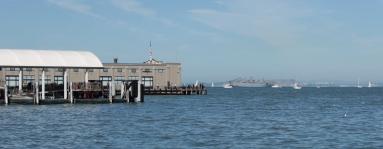 Vue du Ferry building