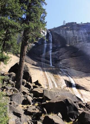 Chute Nevada - Parc de Yosemite