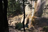 Chute de Vernal - Parc de Yosemite