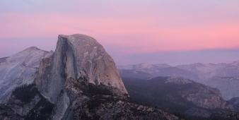 Glacier Point - Parc de Yosemite
