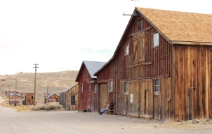 Bodie - Village fantôme