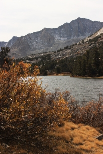Long Lake - Inyo National Forest