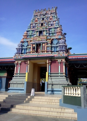 Temple de Sri Siva