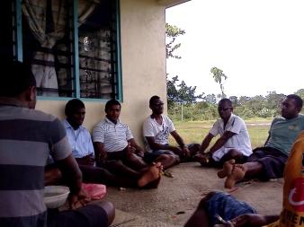 Kava au village