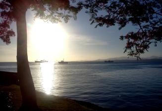 Vue depuis Suva