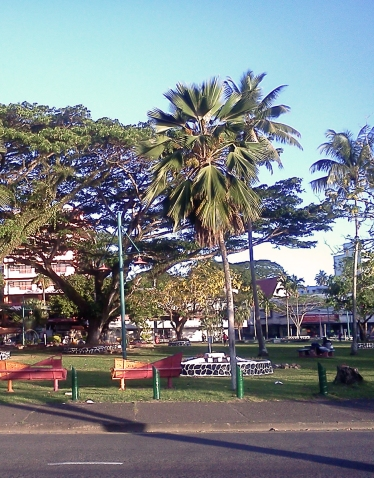 Parc de Suva