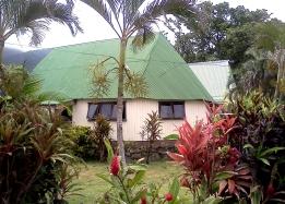 Maison à Levuka