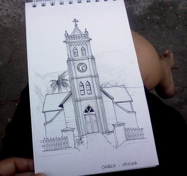 Eglise de Levuka