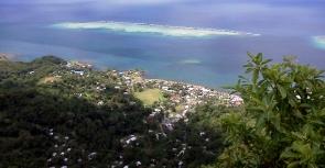 Vue de Levuka