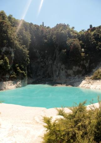 Inferno Crater - Waimangu