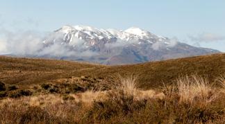 Mont Ruapehu - Tongariro National Park