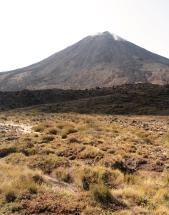 Mont Ngauruhoe ou la montagne du destin
