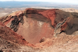 Red Crater, Tongariro National Park