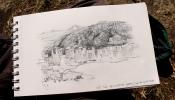 Vue depuis le Mont Victoria