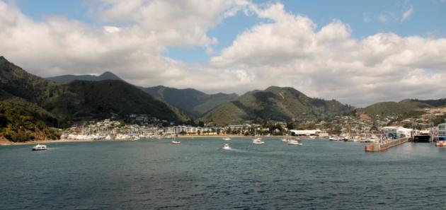 L'île du Sud