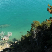 jour 1 : la mer turquoise