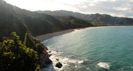 jour 3 : vue de la plage de Totaranui