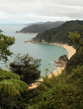 jour 4 : vue des plages traversées