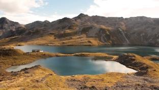 Jour 2 : Lac Angelus - Parc National des lacs Nelson