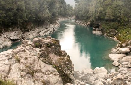 Gorge de Hokitika