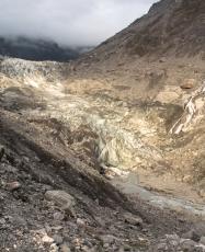 En route pour Wanaka - Fox Glacier