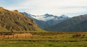 En route pour le Roys Glacier
