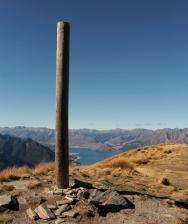 Vue de Isthmus Peak