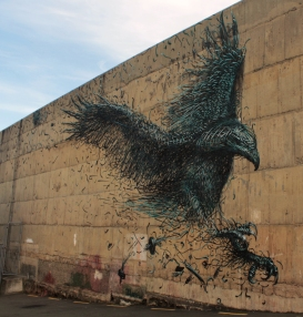 Dunedin - Street Art