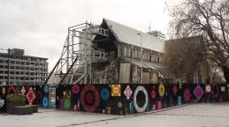 la cathedrale démollit