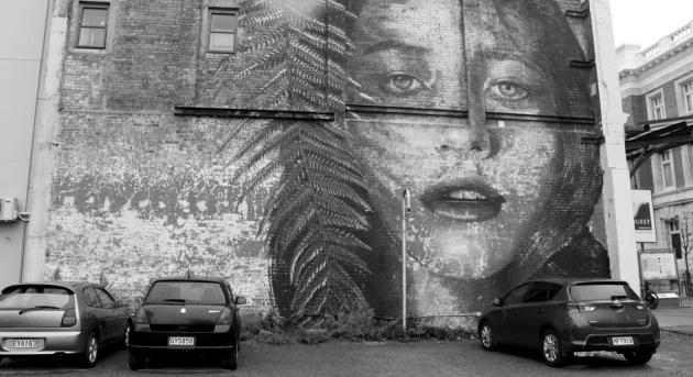 Christchurch -street art