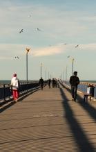 Jetée de New Brighton