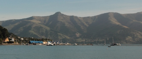 Bank Peninsula - Akaroa