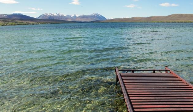 Le lac Alexandrina