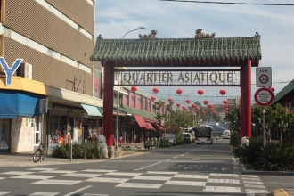 Quartier chinois de Nouméa