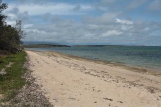 la plage de pinedai