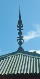 statuette Kanak
