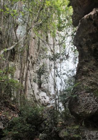 La grotte des joyaux de Luengoni