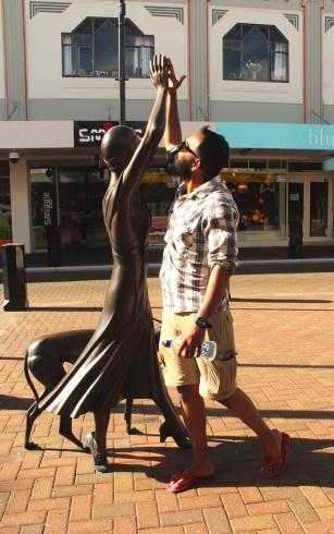 Centre ville de Napier