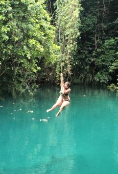 Tarzane - Le trou bleu de Riri