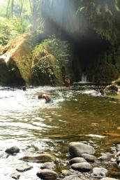 Tour de millenium cave
