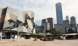 Federation Square et son architecture