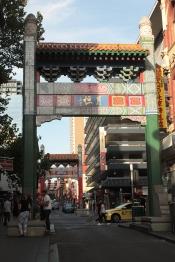le quartier chinois de Melbourne