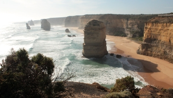 12 apostles - en route sur la Great Ocean Road