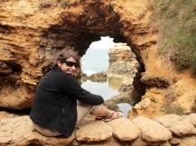 The Grotto - en route sur la Great Ocean Road