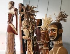 art aborigène - ACMI de Melbourne