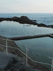 Blue pool - en route pour Narooma
