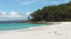 Greenfield beach - Jervis bay
