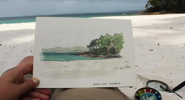 Greenfield beach - Jervis bay